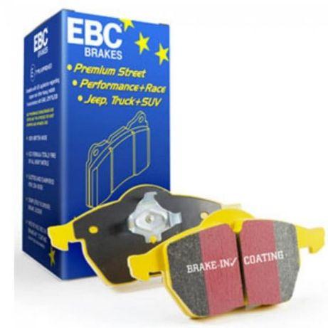 Pastilhas EBC Frente Bmw E90 E91 E92 E93 X1 Z4