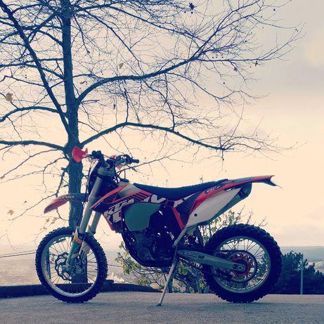 KTM EXC-F 250cc  2012