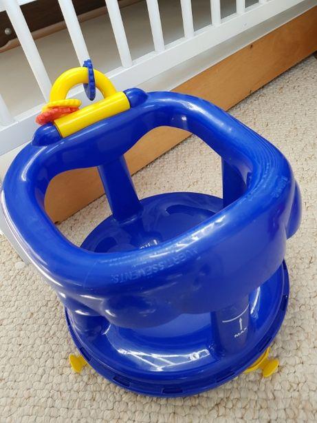 Krzesełko do kąpieli dla niemowlaka