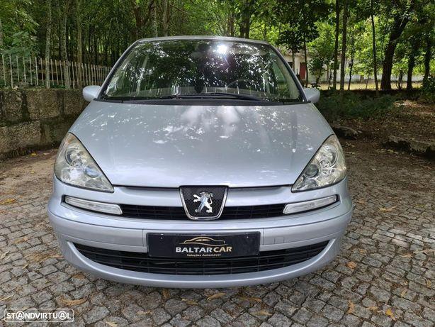 Peugeot 807 2.2 HDi Navteq