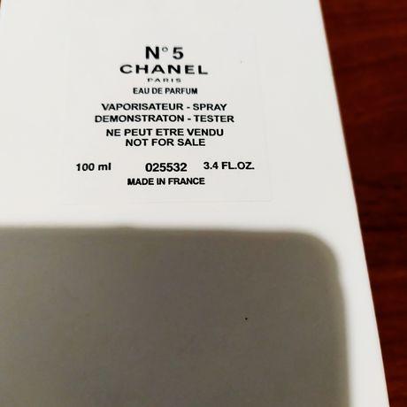Шанель№5 тестер парфюмироаанная вода