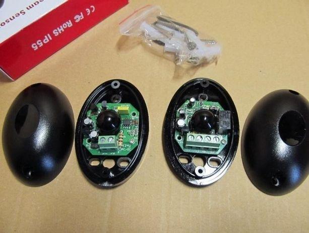 Датчик периметра ABO-20L, IR барьер 1луч, проводной ворот,сигнализации