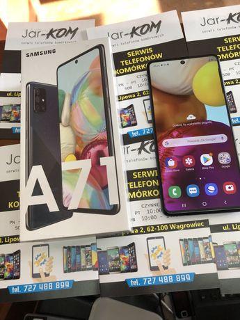 ^^ Nowy Samsung Galaxy A71 ^^ z NeoNet! Gwarancja! Sklep