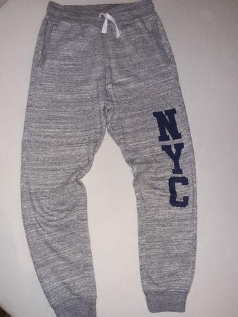 H&M spodnie dresowe dresy joggery R 158 164