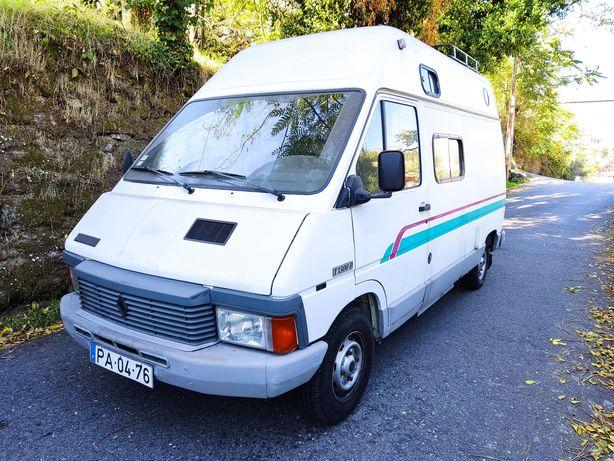 Renault tráfic autovivenda original