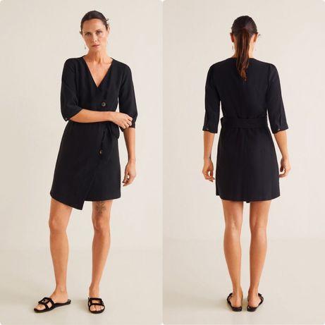 Платье Манго Mango, размер L. Платье-халат