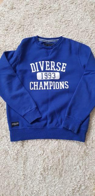 niebieska bluza Diverse M