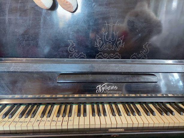Піаніно та гітара