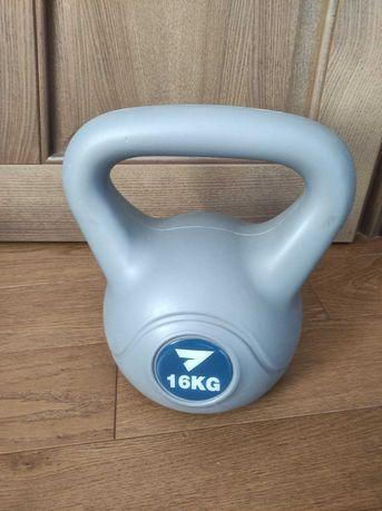 kettlebell 16kg fitness kula kettle