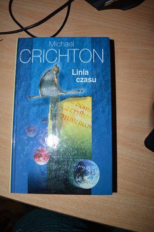 Linia czasu Michael Crichton