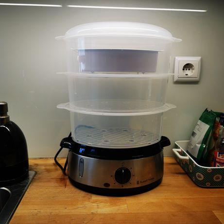 Vendo Russell Hobbs cozinha legumes e arroz no vapor