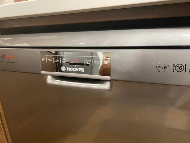 Maquina Lavar Loiça Hoover Inox A+++ em optimo estado