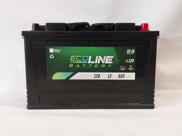 Akumulator ECOLINE 120AH 900A 12V