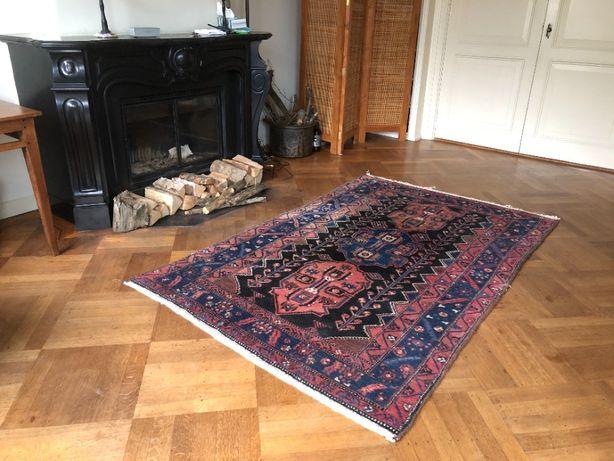 50 letni dywan orientalny 230 - 150 cm