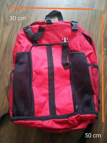 nieużywany plecak
