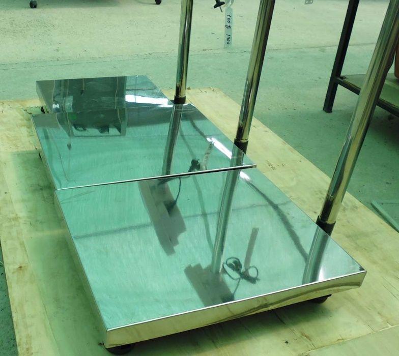 Balança eletronica de plataforma inox 150 Kg Poceirão E Marateca - imagem 1