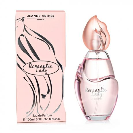 Парфумована вода Jeanne Arthes Romantic Lady
