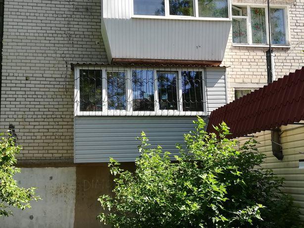Балкон под ключ, Окна, Двери,Шкаф на балкон,Ремонт Окон,Решетки