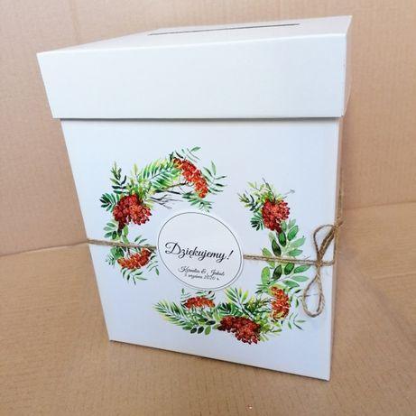 Pudełko na koperty JARZĘBINA