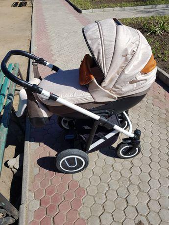 Детская коляска bexa line (пояс- ходунки в подарок)