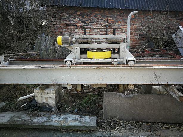 Automat do szlifowania plyt granitowych
