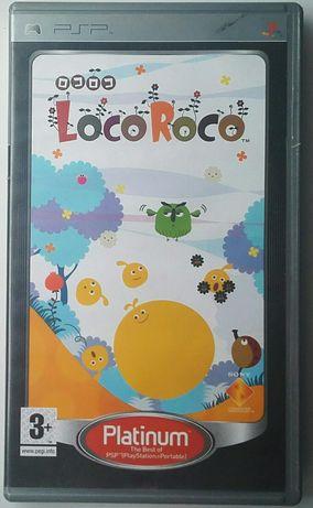 """Loco Roco"" gra na konsolę SONY PSP"