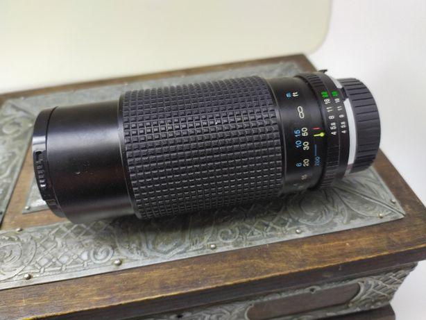 Obiektyw TOKINA ZOOM 1:4 f=80-200mm