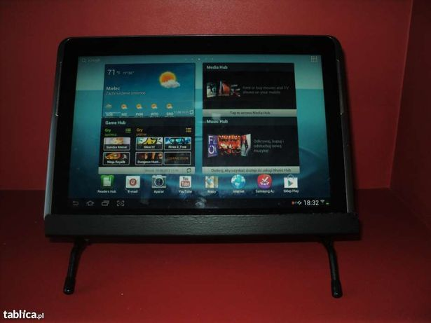 Stojak pod tablet