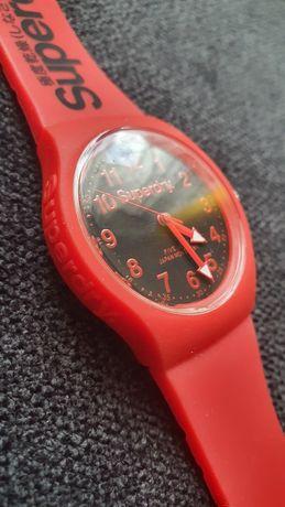 Zegarek Superdry Urban Red Czerwony Granatowy