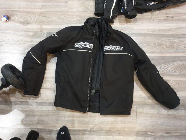 Alpinestar Ast1 kurtka i spodnie, pas, tank bag