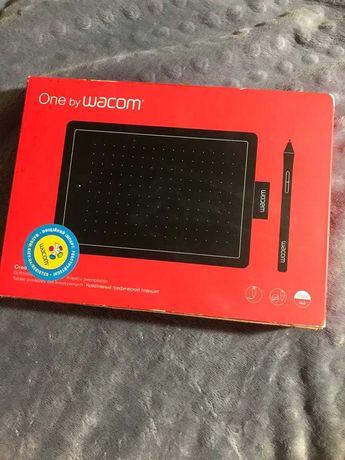 Графический планшет Wacom One by Small Black