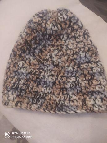 Ciepła czapka dla dziecka
