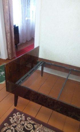 кровать на сетке 1,90 х 90 см