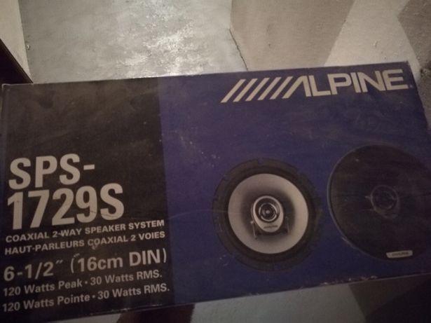 Colunas Alpine SPS-1729S