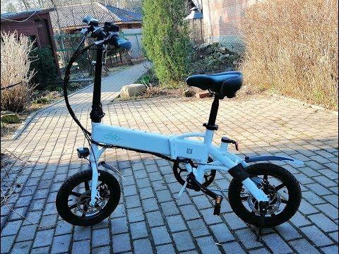 Bicicleta elétrica 40km travões disco