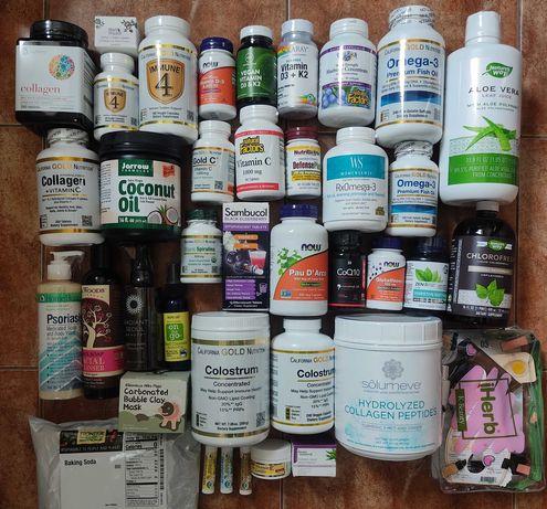Витамин с вітамін д омега бузина коллаген колострум цинк хлорофилл q10