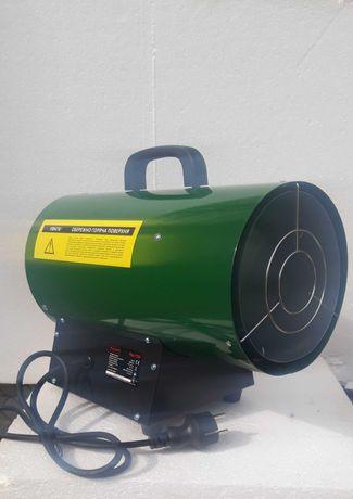 Тепловая пушка газовая обогреватель газовый NOVA Gg-150 15кВт Польша