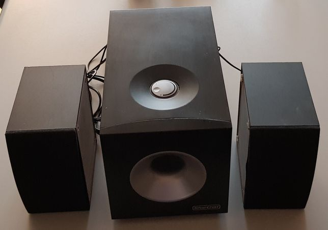 Zestaw głośnikowy głośnik aktywny subwoofer 2.1