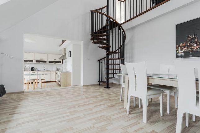 Apartament dwupoziomowy z widokiem na port - Ustka, (dla 12 osób!)