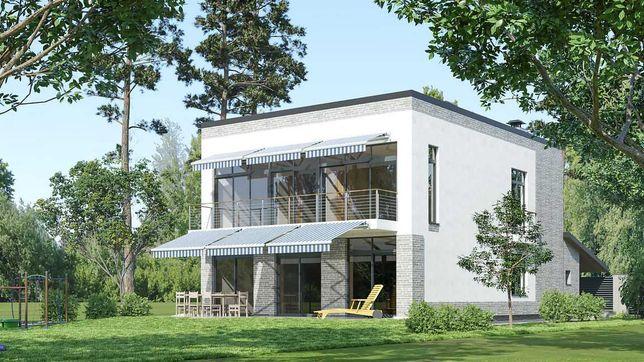 Архитектор. Проекты домов, коттеджей. Индивидуальное проектирование.