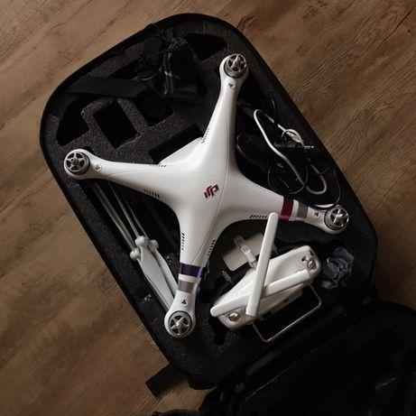 DJI Phantom 3 Advanced + DJI Hardshell рюкзак /квадрокоптер/дрон