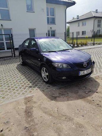 Mazda 3 sedan okazja