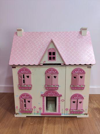 Drewniany domek dla lalek ELC