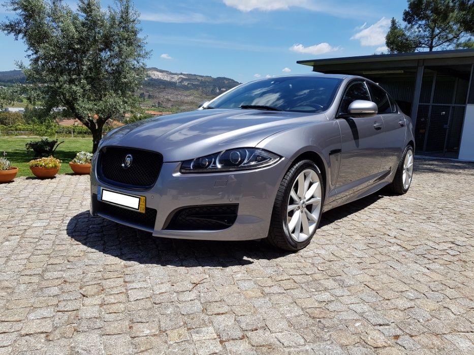 Jaguar XF R 2.2D
