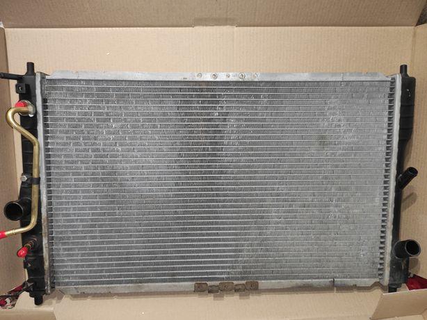 Продам радиатор Ланос 1.4 АКПП оригинал