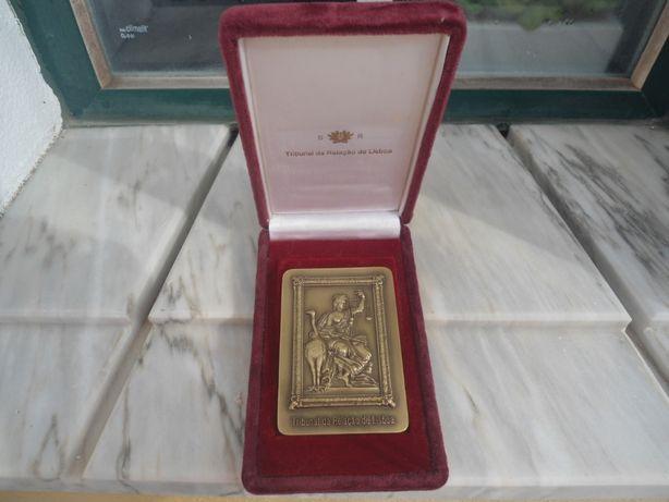Medalha Comemorativa Tribunal da Relação de Lisboa