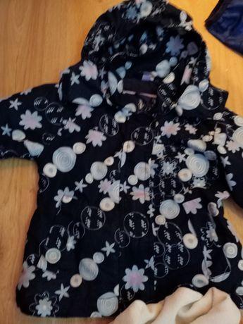 Kurtki bluzy dziewczynka 98