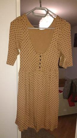 sukienka tunika ciążowa