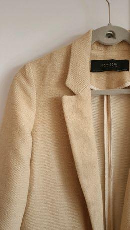 Jesienny płaszcz ZARA