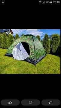 Namiot 4 osobowy typu iglo.cena z wysyłką